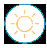 High-Exposure UV Radiation icon
